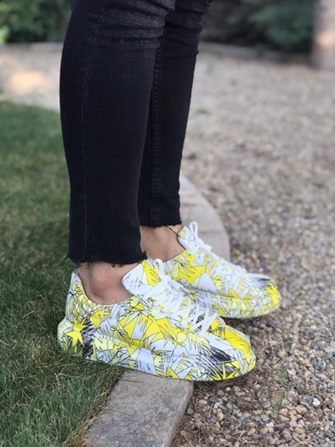 Chekich Casual Ayakkabı Sarı